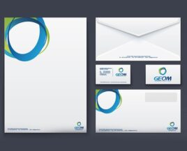 Corporate Envelope Design