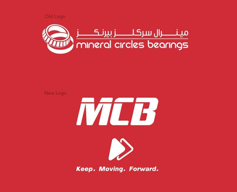 MCB Logo Design