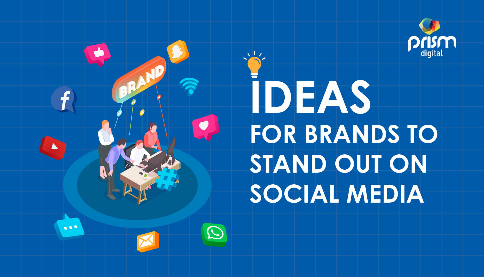 17 Unique Ideas to Make Your Brand Stand Out on Social media