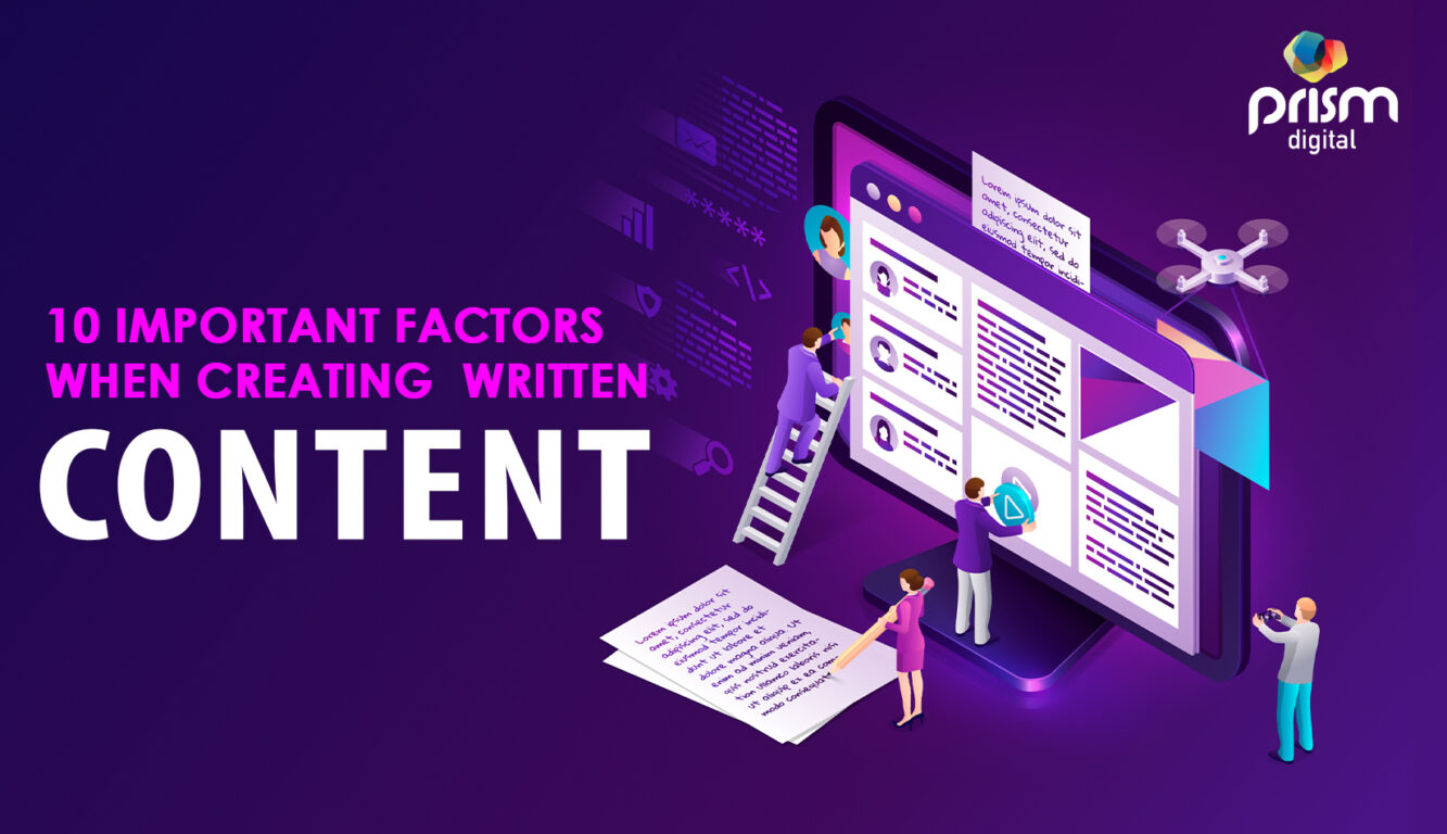 op 10 Components of Excellent Written Content Strategy